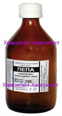 Отвердитель для эпоксидных смол 30 мл Химконтакт