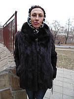 Шуба норковая меховая