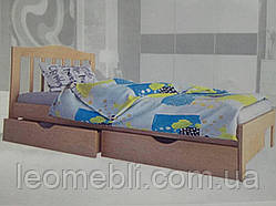 Ліжко деревяне Хлоя міні