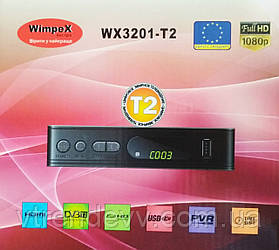 Цифровой тюнер Wimpex WX-3201