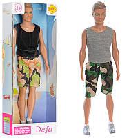Кукла кен Defa 8337 (кукла мальчик кен): размер 30см, 2 вида