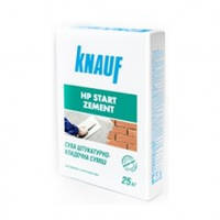 Штукатурная смесь Knauf start zement (Кнауф старт цемент), 25 кг