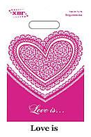 "Пакет мини ""Love is"""