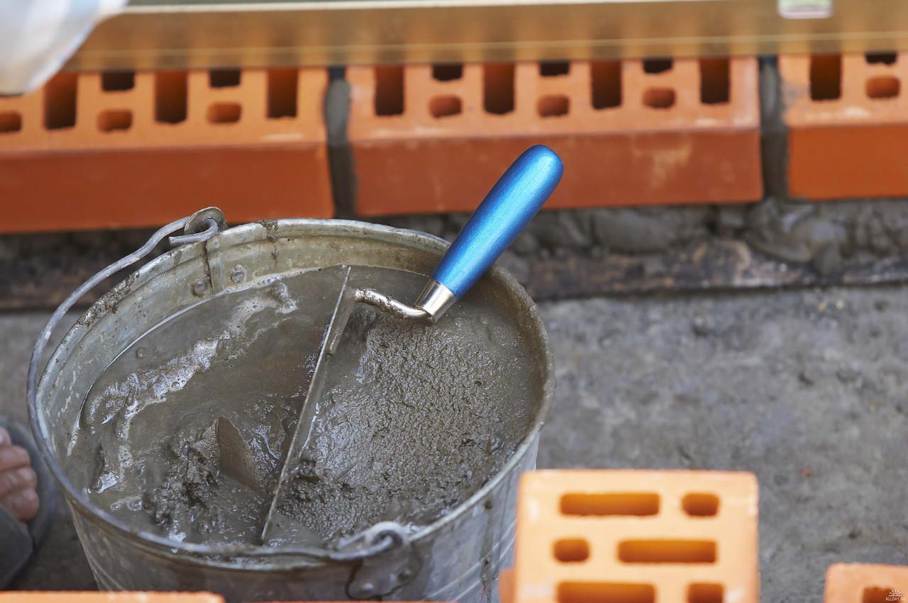 Раствор цементный м 50 клапан для цементного раствора