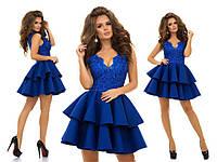 Женское стильное платье  ЕЗ7243, фото 1