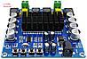 Усилитель звука,плата наTDA7498 2*100 Вт двухканальный цифровой высокой мощности с Bluetooth и мультиплеером