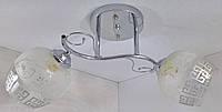 Люстра потолочная на 2 лампочки YR-75610/2-ch, фото 1