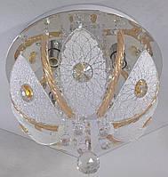 Люстра потолочная с цветной LED подсветкой и автоматическим отключением YR-5668/350, фото 1