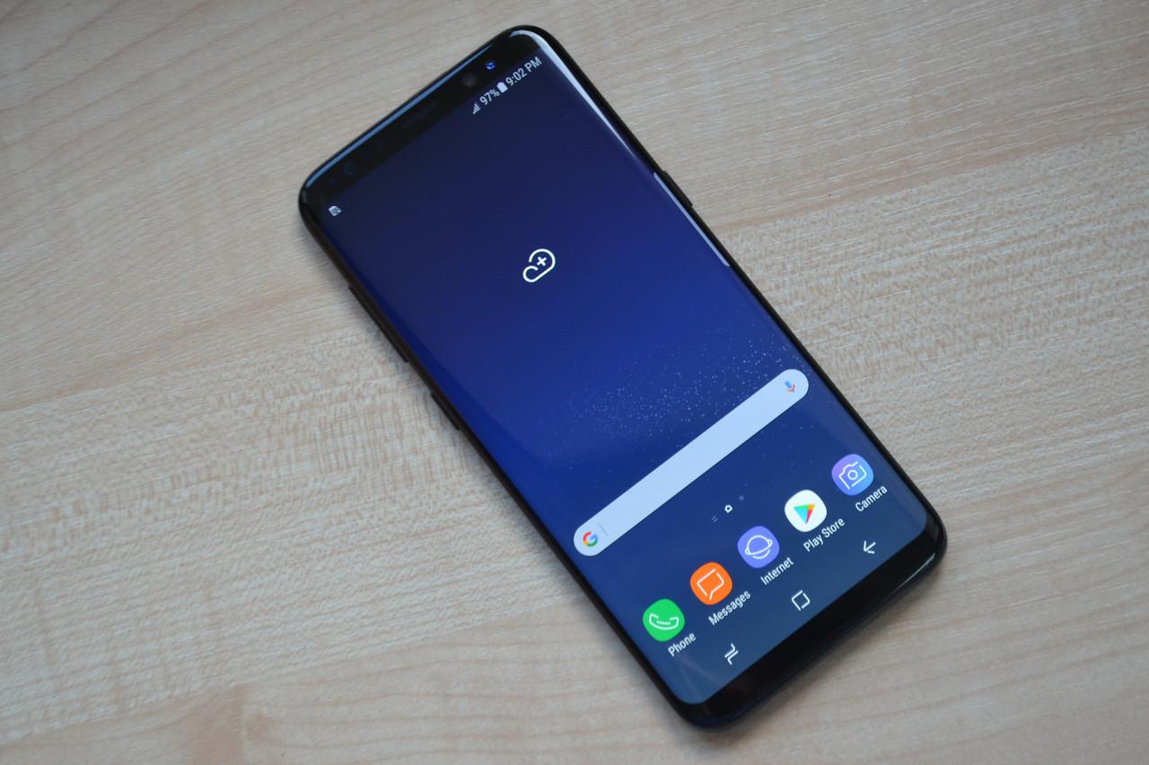 a59cd6f84340c Samsung Galaxy S8 64Gb SM-G950U Black Оригинал! : продажа, цена в ...