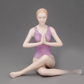 Статуэтка Veronese Гимнастка 11 см (00520AA)