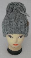 Шапка вязаная  для девочки  зима, фото 1