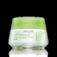 Дневной крем для жирной кожи Оптималс «Активный кислород» от Орифлейм