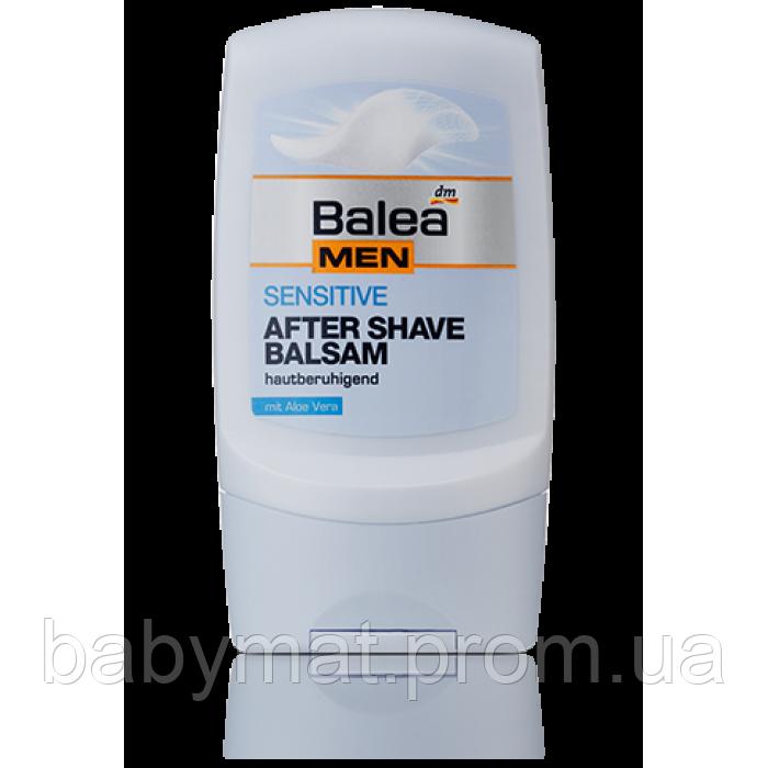 Balea Men Sensitive — Бальзам после бритья для чувствительной кожи, 100 мл.Германия