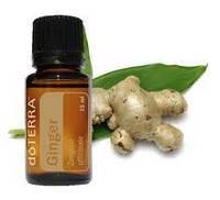 Эфирное масло имбиря, Ginger