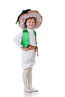 """Гриб """"Масленок"""" карнавальный костюм для мальчика"""