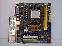 Материнская плата ASUS M4N78-AM    AM3/AM2+ DDR2, фото 1