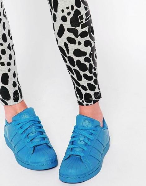 Купить Женские кроссовки Adidas Superstar Supercolor