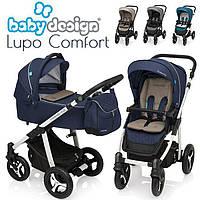 Универсальная коляска 2 в 1 Baby Design Lupo Comfort  2018