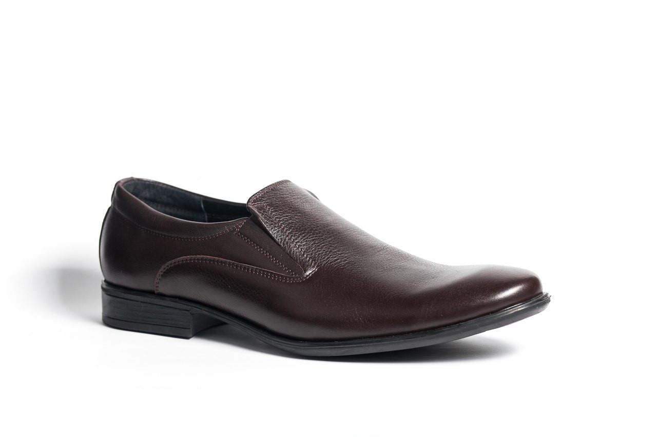 Чоловічі туфлі Lider Club, класика - завжди актуально!