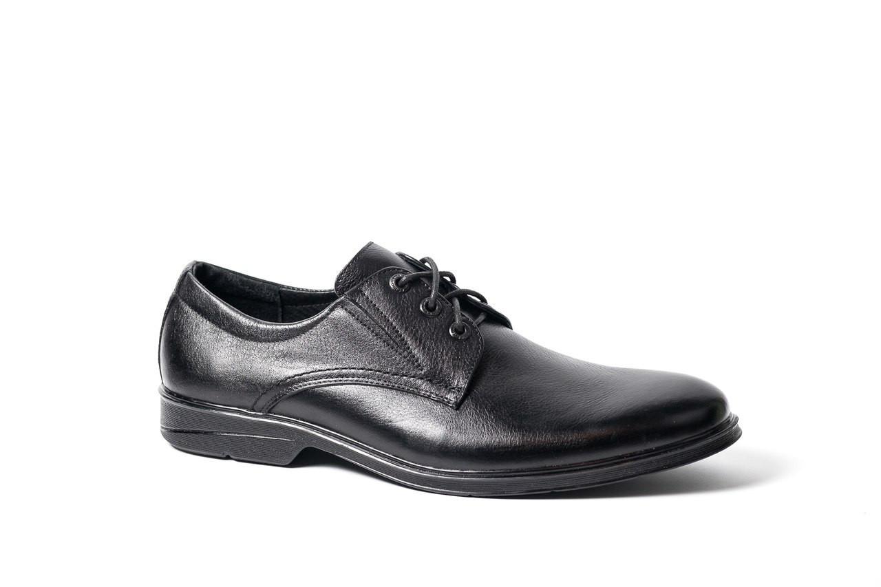 Чоловічі туфлі Lider! Кожаные туфли