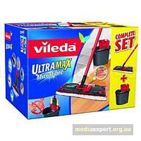 Швабра плоская Vileda Ultramax Box