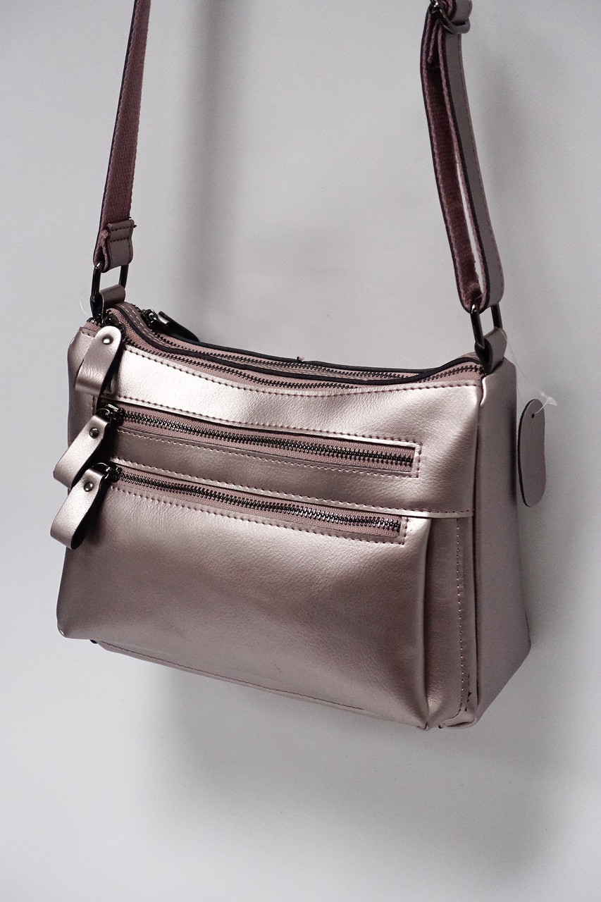 2f5c72e1c87e Кроссбоди из натуральной кожи 8887 pink: продажа, цена в Полтаве ...