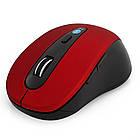 Мышь Bluetooth беспроводная. Блютуз мышка на батарейках, фото 8