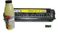 Восстановление картриджа HP CLJ CP1525, (CE322A) yellow