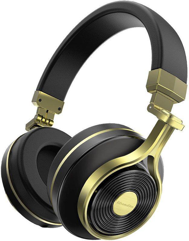 Bluedio T3 Gold