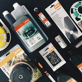 Расходные материалы и комплектующие