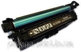 Восстановление картриджа HP CLJ M551, (CE400A), black