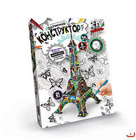 """Расписной конструктор """"Эйфелева башня"""""""