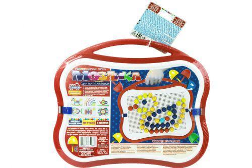 Мозаика десткая, игрушка (100 элементов)