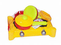Детская кухня Ева (желтая)