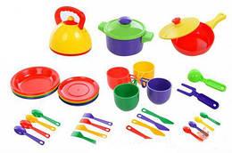 Набор посуды, 33 предмета