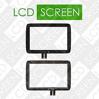 Тачскрин (touch screen, сенсорный экран) для планшета Lenovo IdeaPad K2110 , черный