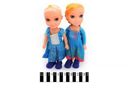 """Набор кукол """"Холодное сердце: Анна и Эльза"""""""