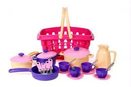 Набор посуды ТехноК, 26 предметов