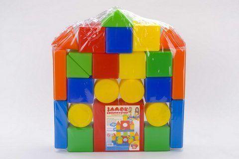 """Набор кубиков """"Замок"""",  26 дет"""