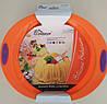 Силиконовая форма для выпечки пирогов, тортов и пиццы SC-1509 арт. 822-6-5
