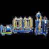 Стыковой сварочный аппарат Nowatech ZHCB-630