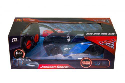 """Машина на радиоуправлении """"Тачки 3"""" Jackson Storm"""
