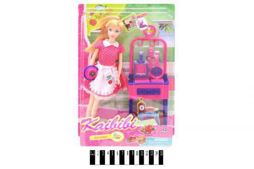 """Кукла-повар Барби """"Kaibibi"""""""