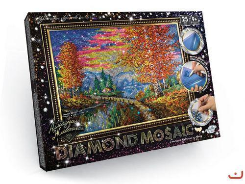 "Алмазная живопись ""Diamnd Mosaic"", ""Осенний пейзаж"""