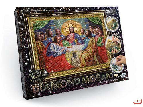 """Алмазная живопись """"Diamnd Mosaic"""", """"Тайная вечеря"""""""