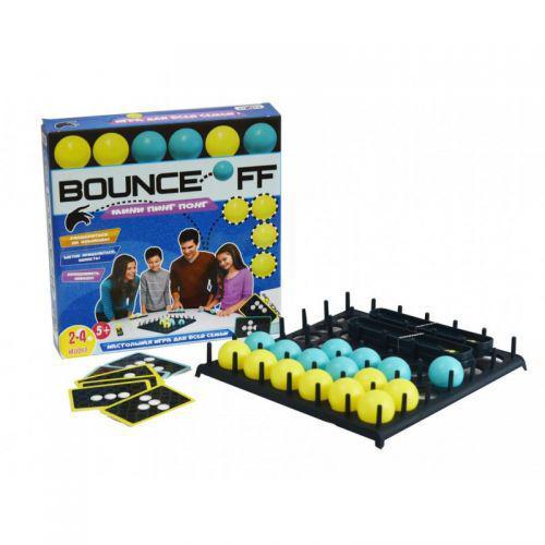 """Настольная развлекательная игра """"Bounce off"""""""