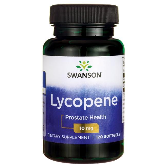 Ликопин Lycopene здоровье простаты, зрение 10 мг 120 капс