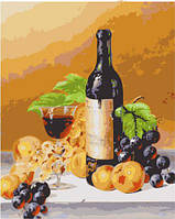 """Картина по номерам """"Аромат вина"""""""