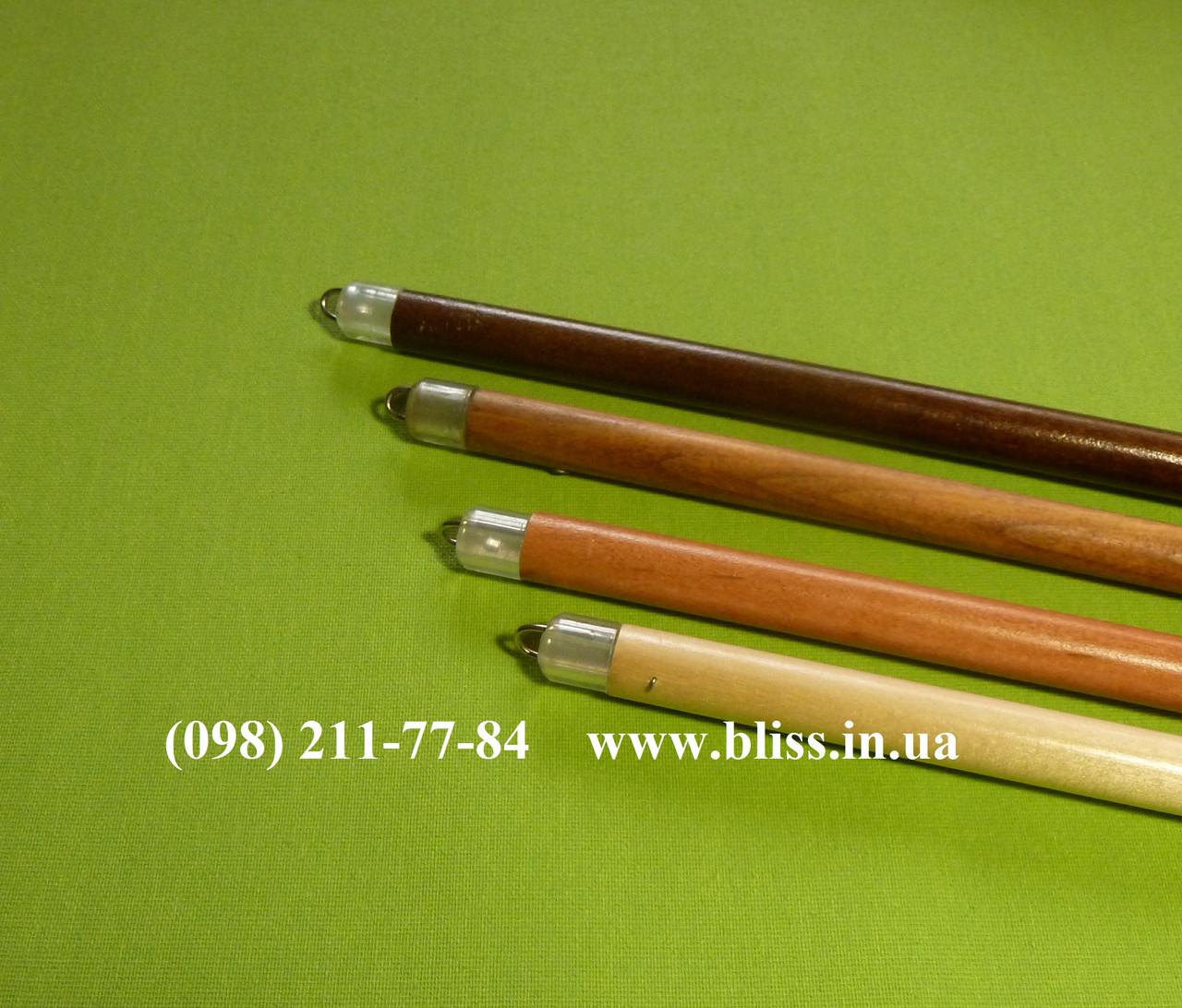 Тростина для дерев'яних жалюзі 1000 мм
