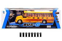 """Школьный автобус """"BUS-G"""" на радиоуправлении"""